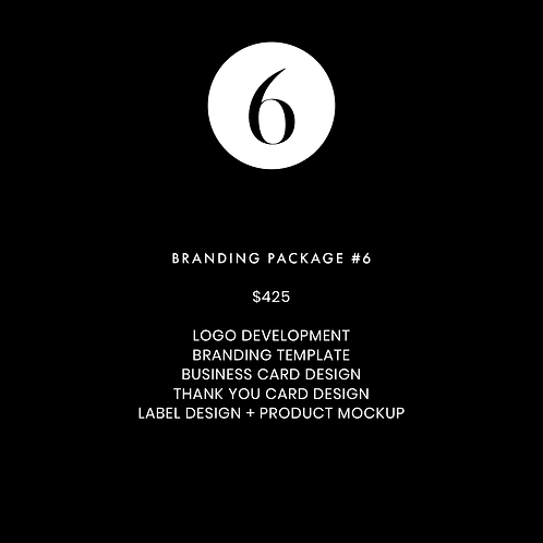 Cosmetic Brand Package