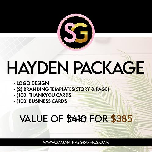 Hayden Package