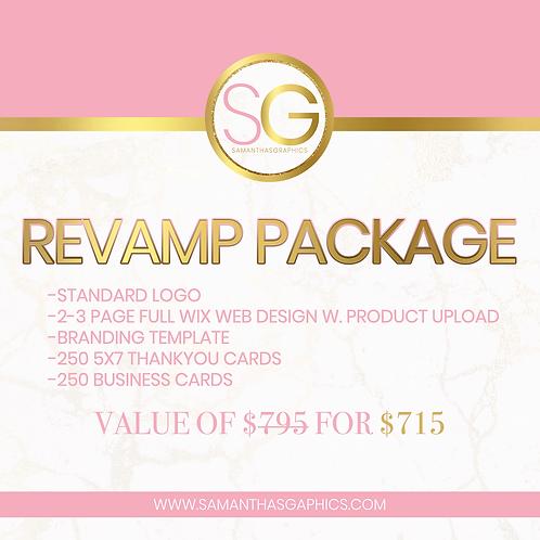Revamp Package
