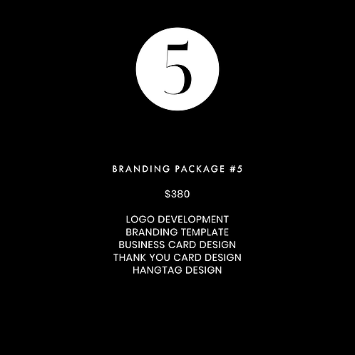 Clothing Brand Package