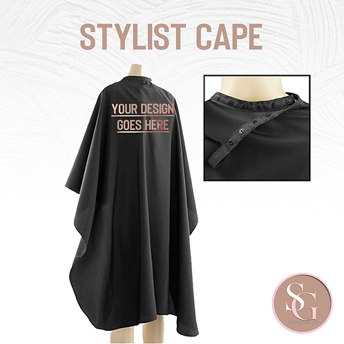 Stylist cape