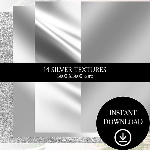 Silver textures