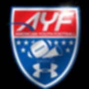 American Youth Football logo powered by Under Armour