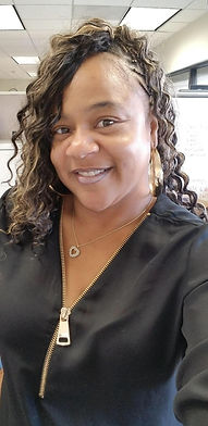 East Bay Panthers Secretary and Treasurer Carla Jackson