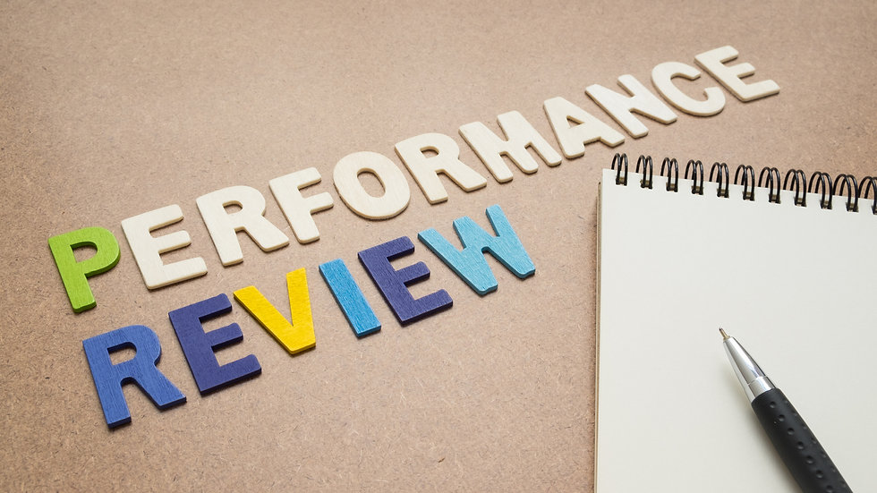Supervision - Effective Performance Reviews