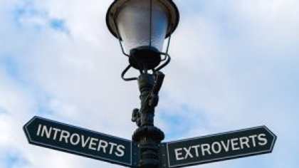 Supervision - Introverts and Extroverts
