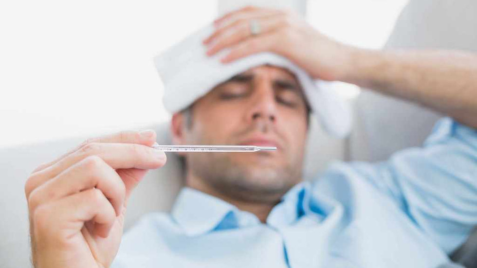 Health and Wellness - Fighting the Flu and Headaches