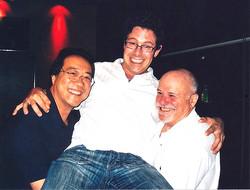 David Yo Yo Gilad Japan 2006 Tour
