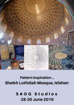 Persian Geometry at SAOG