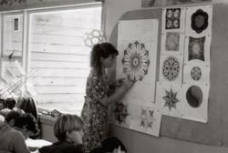 Vija Docherty geometry teaching