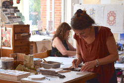 Tile-Making Courses