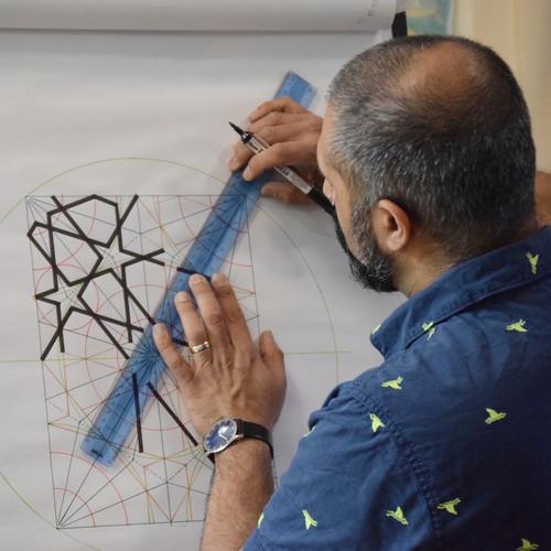 Ameet teaching at SAOG Studios
