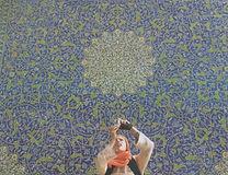 Persian Patterns at SacredArtofGeometry