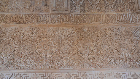 Geometry of the Alhambra
