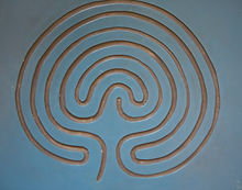 Labyrinth courses at SAOG Studios