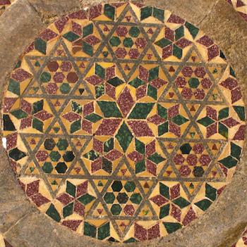 Cosmatesque Geometry