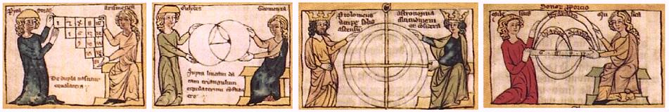 The Arts of the Quadrivium