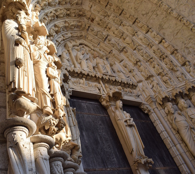 Chartres, Story and Sacred Geometry