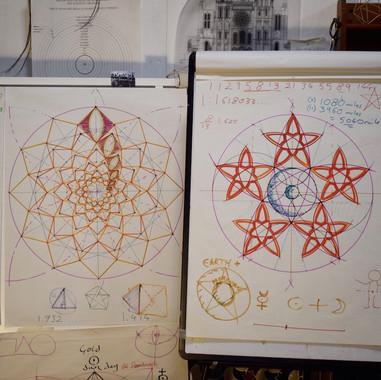 Mandalas of the World at SAOG Studios