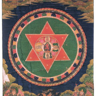 Mandalas of the World: Vajravarahi_Mandala