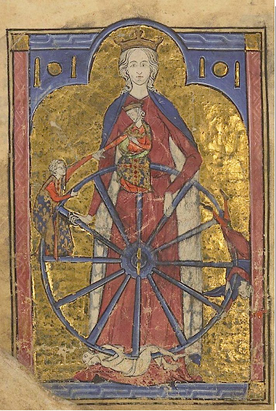 Wheel of Fortune: Story and Sacred Geometry