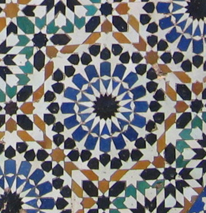 Moorish Pattern