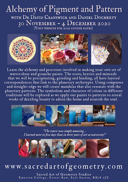 Alchemy of Pigment and Pattern