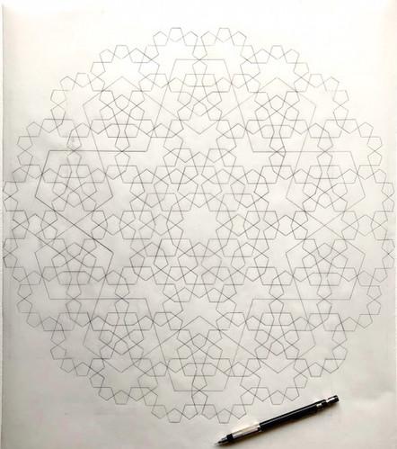 Drawing M. Lake