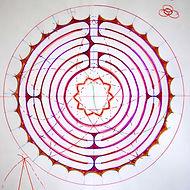 Abingdon Labyrinth by Daniel Docherty