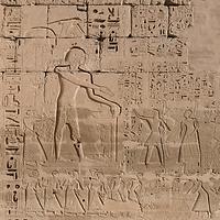 Egyptian Geometry at SAOG Studios