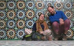 On location - Morocco