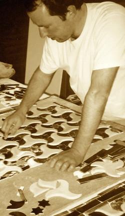 Alhambra Tile-Making