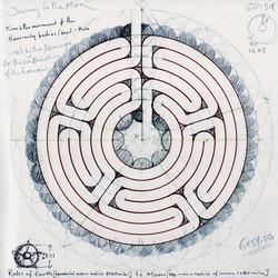 Labyrinths at SAOG Studios