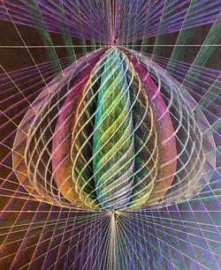 Spirals, Buds and Vortex Forms