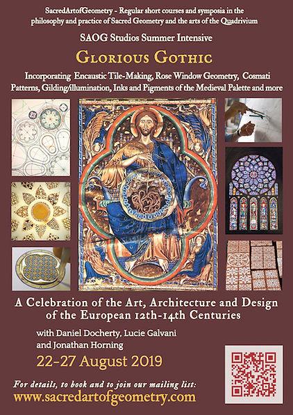 Sacred Art of Geometry courses at SAOG Studios