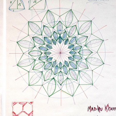 Twelvefold Mandala