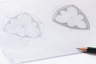 Rose Window Designs