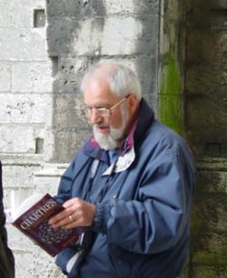Master Geometer Paul Marchant.