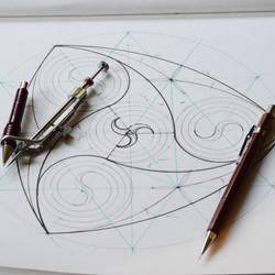 Celtic Pattern at SAOG Studios