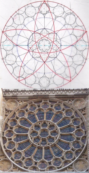 Rose Window Patterns