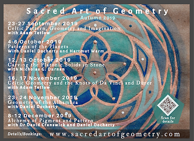 SAOG Studios Sacred Geometry courses