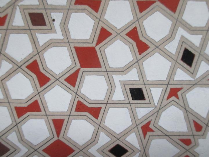 5/10 fold pattern (PBM)