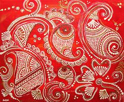 Mandala and the Art of Henna