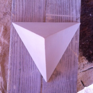 Carved Tetrahe