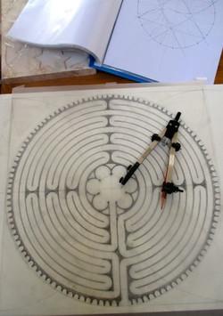Labyrinths courses at SAOG Studios