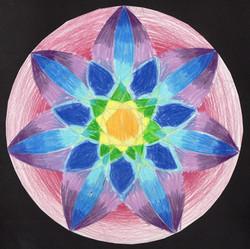 Sevenfold Kairos Flower