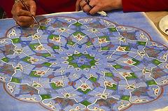 Persian Patterns at SAOG Studios