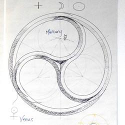 Triskele Mandala