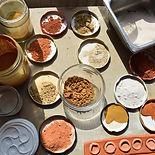 Inks and Ochres_ an intro to foraged colour