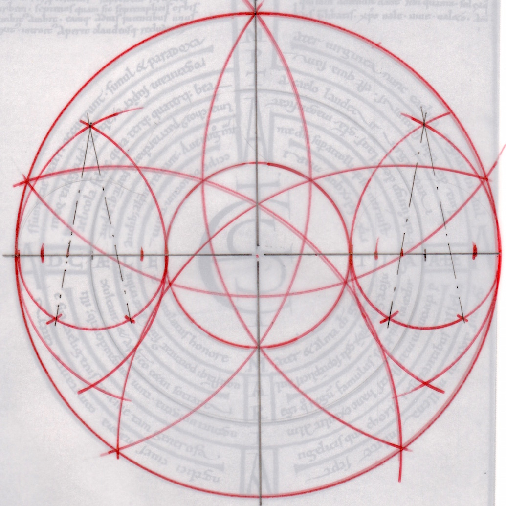 Sacred Geometry of Labyrinths